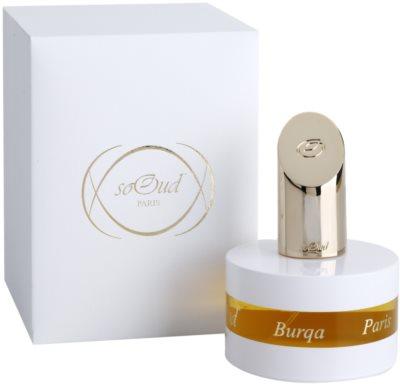 SoOud Burqa Eau de Parfum unissexo 1