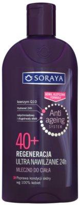 Soraya Anti Ageing lotiune de corp hidratanta efect regenerator