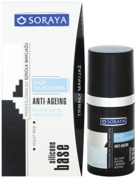 Soraya Anti Ageing Make up - Basis mit Silikon für trockene bis sehr trockene Haut 2