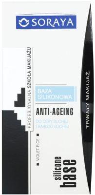 Soraya Anti Ageing Make up - Basis mit Silikon für trockene bis sehr trockene Haut 3