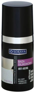 Soraya Anti Ageing machiaj pe baza de silicon pentru piele normala si mixta