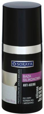Soraya Anti Ageing Make up - Basis mit Silikon für normale Haut und Mischhaut
