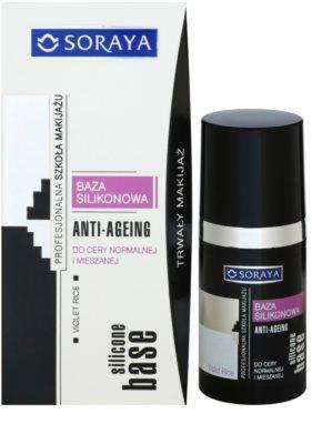Soraya Anti Ageing Make up - Basis mit Silikon für normale Haut und Mischhaut 2
