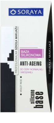 Soraya Anti Ageing Make up - Basis mit Silikon für normale Haut und Mischhaut 3