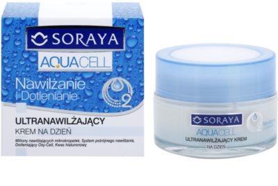 Soraya Aquacell creme intensivo hidratante 1