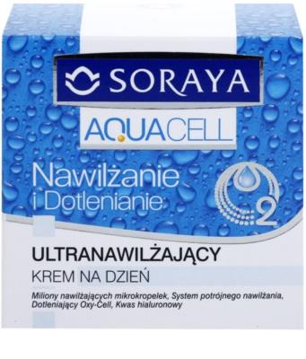 Soraya Aquacell creme intensivo hidratante 2