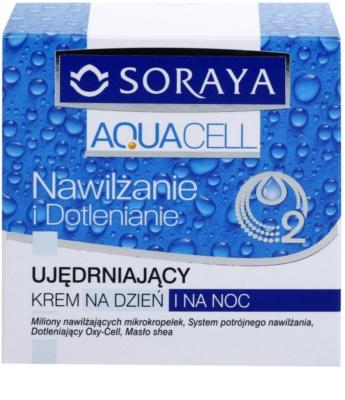 Soraya Aquacell creme hidratante para refirmação de pele 2