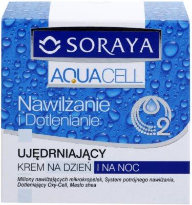 Soraya Aquacell crema hidratanta pentru fermitatea pielii 2