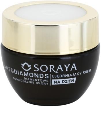 Soraya Art & Diamonds crema de zi de intinerire cu pulbere de diamante