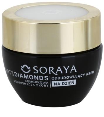 Soraya Art & Diamonds crema de zi regeneranta pentru regenerarea celulelor pielii
