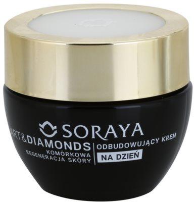 Soraya Art & Diamonds crema regeneradora de día  para renovación celular de la piel