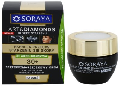 Soraya Art & Diamonds creme de dia antirrugas 1
