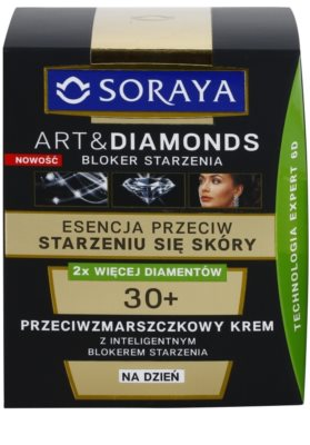 Soraya Art & Diamonds creme de dia antirrugas 2