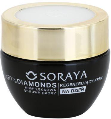 Soraya Art & Diamonds crema de zi de intinerire pentru regenerarea celulelor pielii