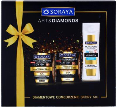Soraya Art & Diamonds козметичен пакет  I.