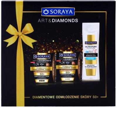 Soraya Art & Diamonds kosmetická sada I.