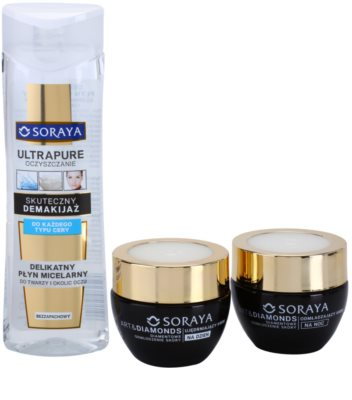 Soraya Art & Diamonds set cosmetice I. 1