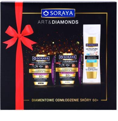 Soraya Art & Diamonds zestaw kosmetyków IV.