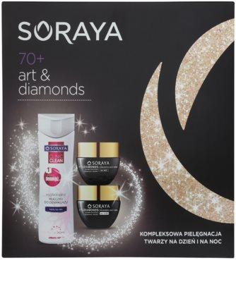 Soraya Art & Diamonds zestaw kosmetyków XII.