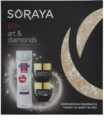 Soraya Art & Diamonds zestaw kosmetyków XI.