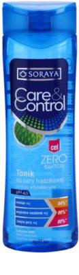Soraya Care & Control tonic antibacterian impotriva acneei