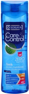 Soraya Care & Control tónico antibacteriano anti-acné
