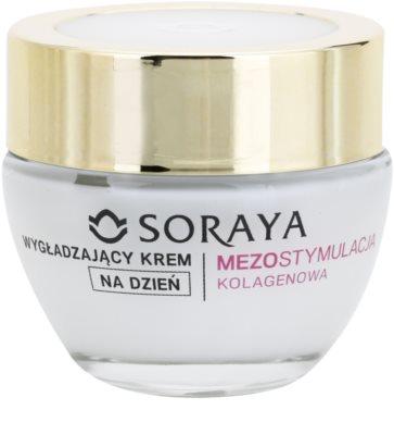 Soraya Collagen Mesostimulation crema alisadora de día  antiarrugas