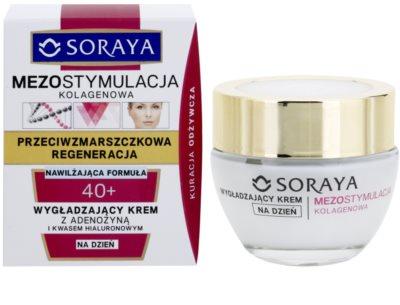 Soraya Collagen Mesostimulation изглаждащ дневен крем против бръчки 1
