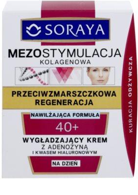 Soraya Collagen Mesostimulation изглаждащ дневен крем против бръчки 2