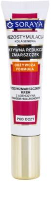 Soraya Collagen Mesostimulation crema antiarrugas para contorno de ojos