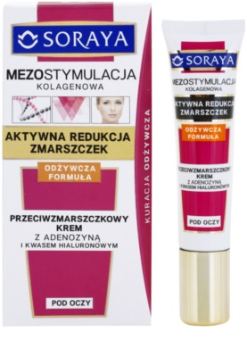 Soraya Collagen Mesostimulation Anti-Faltencreme für den Augenbereich 1