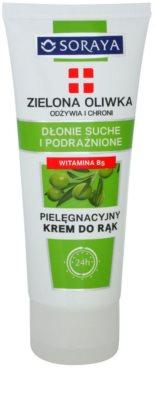 Soraya Green Olive Crema nutritiva si protectie de maini