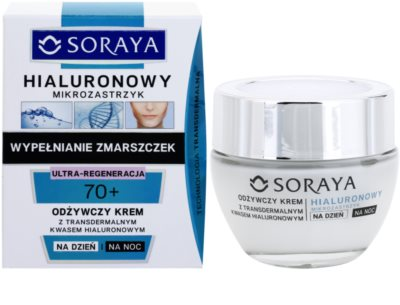 Soraya Hyaluronic Microinjection vyživující péče pro regeneraci a obnovu pleti 1