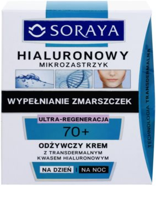 Soraya Hyaluronic Microinjection vyživující péče pro regeneraci a obnovu pleti 2