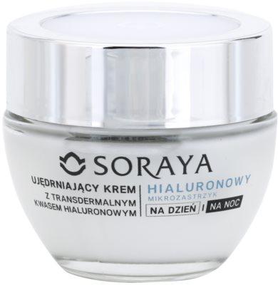 Soraya Hyaluronic Microinjection zpevňující krém s kyselinou hyaluronovou