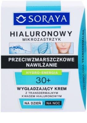 Soraya Hyaluronic Microinjection crema alisadora con ácido hialurónico 2
