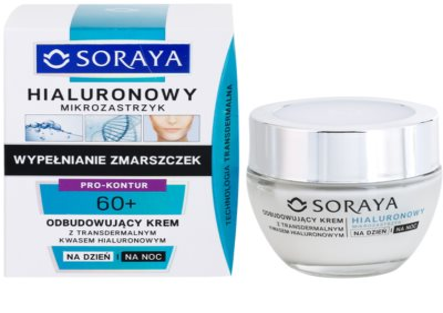 Soraya Hyaluronic Microinjection creme antirrugas com ácido hialurônico com ácido hialurónico 1