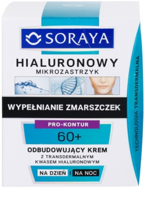 Soraya Hyaluronic Microinjection creme antirrugas com ácido hialurônico com ácido hialurónico 2