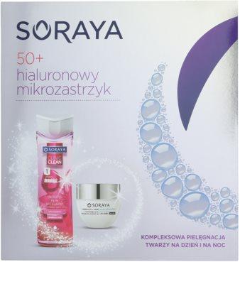 Soraya Hyaluronic Microinjection kozmetická sada VII.