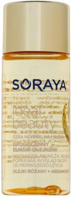 Soraya Ideal Beauty regenerační olej s vyhlazujícím účinkem pro normální a suchou pleť