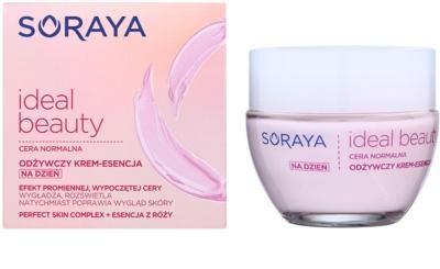 Soraya Ideal Beauty creme nutritivo de dia para pele normal 1