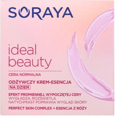 Soraya Ideal Beauty výživný denní krém pro normální pleť 2