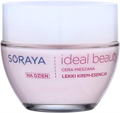 Soraya Ideal Beauty crema de zi usoara pentru ten mixt