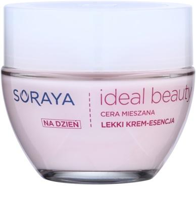 Soraya Ideal Beauty creme de dia luminoso para pele mista