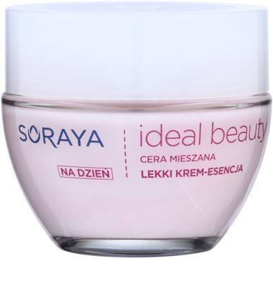 Soraya Ideal Beauty lehký denní krém pro smíšenou pleť