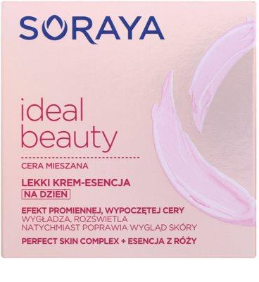 Soraya Ideal Beauty leichte Tagescreme für Mischhaut 2