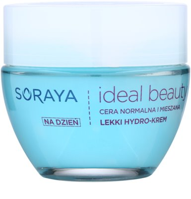 Soraya Ideal Beauty hidratante leve para pele normal a mista