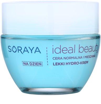 Soraya Ideal Beauty lehký hydratační krém pro normální až smíšenou pleť