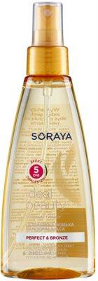 Soraya Ideal Beauty Spray pentru protectie pentru fata si corp