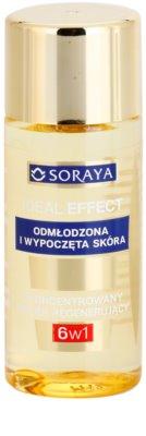 Soraya Ideal Effect aceite regenerador para rostro, cuello y escote
